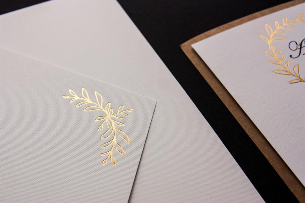 zarfı desenli davetiye