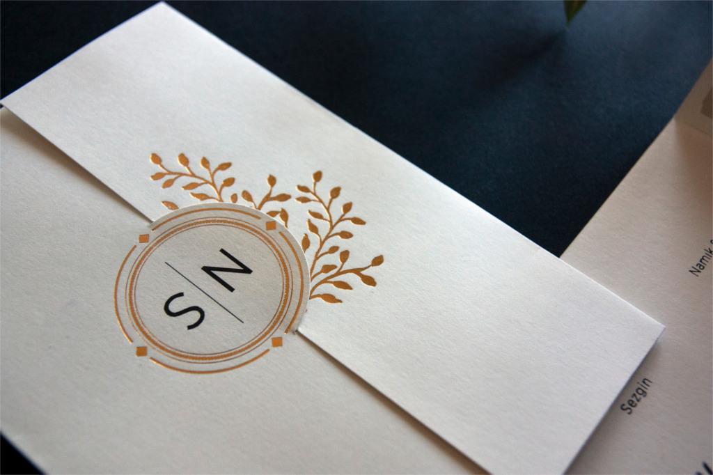 yaprak detaylı davetiye