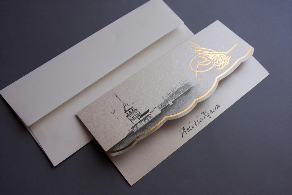 kız kulesi detaylı davetiye